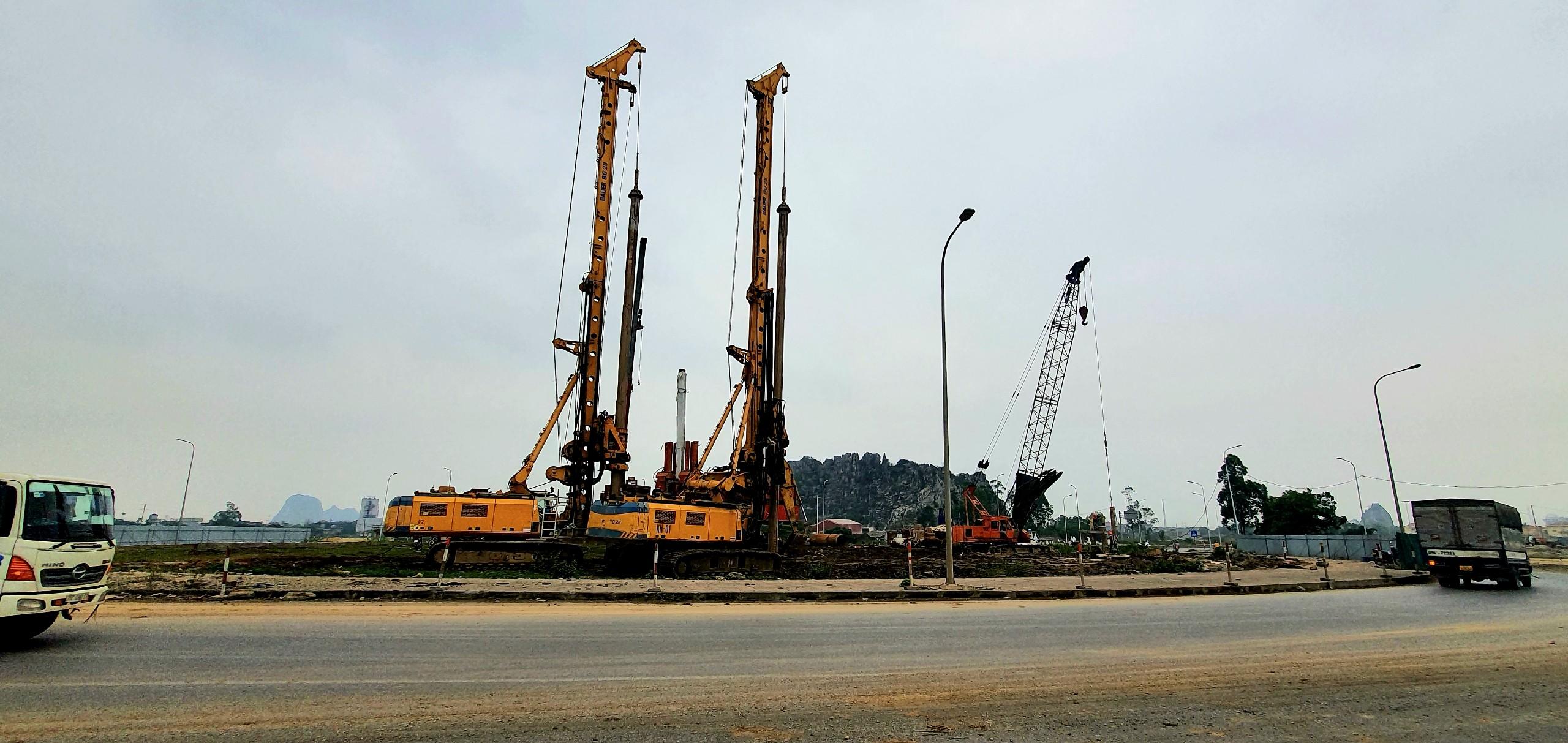 Tiến độ công tác giải phóng mặt bằng phục vụ thi công Dự án đầu tư xây dựng đường bộ cao tốc tuyến Bắc – Nam phía Đông, đoạn qua địa bàn thành phố