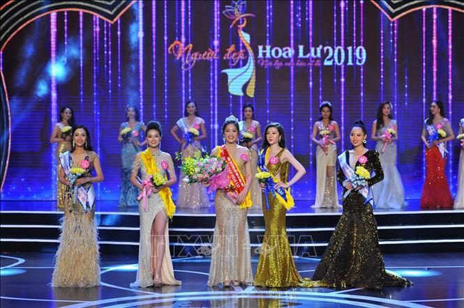 Cuộc thi người đẹp Hoa Lư lần thứ 3 Năm 2021
