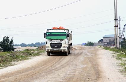 Tiến độ giải phóng mặt bằng cao tốc Bắc – Nam thành phố Tam Điệp đến hết ngày 29/01/2021.