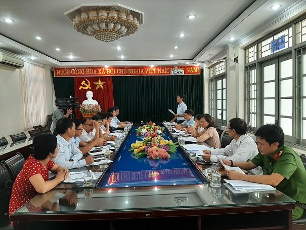 Thành phố Tam Điệp triển khai Chương trình đưa hàng Việt về nông thôn