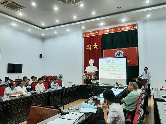 UBND thành phố phối hợp với VNPT Ninh Bình tổ chức tập huấn Quản trị trang thông tin điện tử các phường, xã